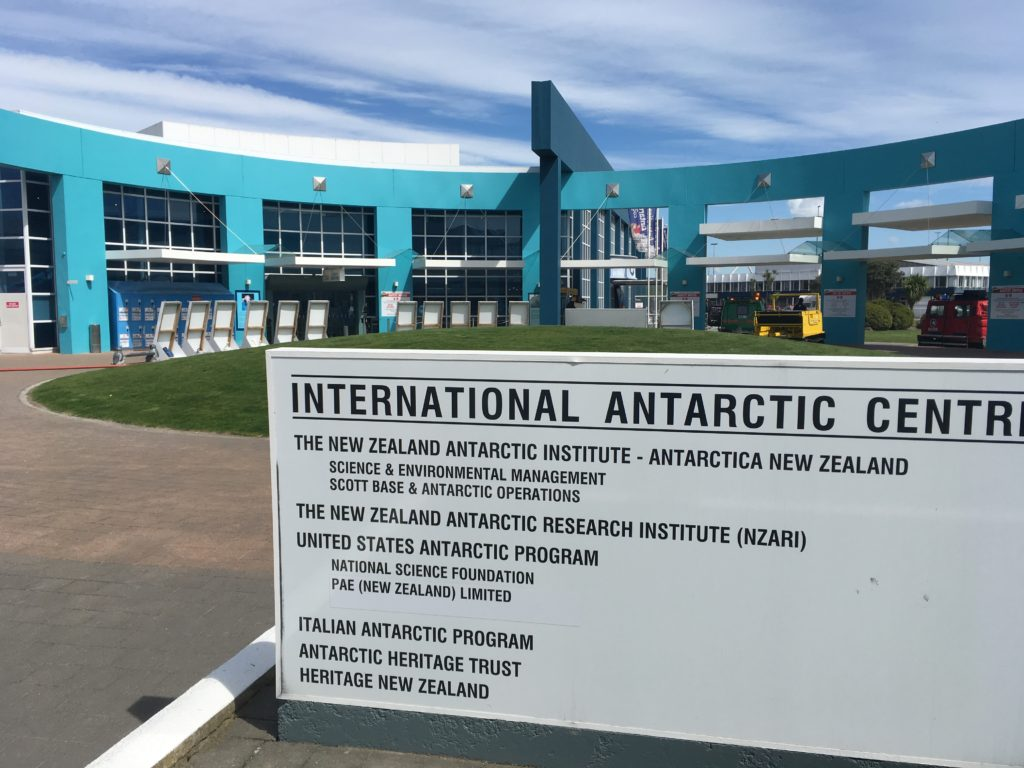 International Antarctic Center in Christchurch